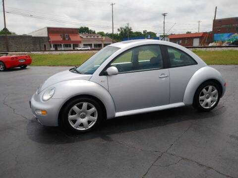 2003 Volkswagen New Beetle for sale at Big Boys Auto Sales in Russellville KY