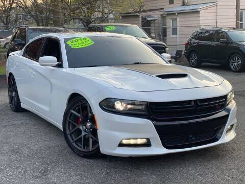 2015 Dodge Charger for sale at Auto Universe Inc. in Paterson NJ