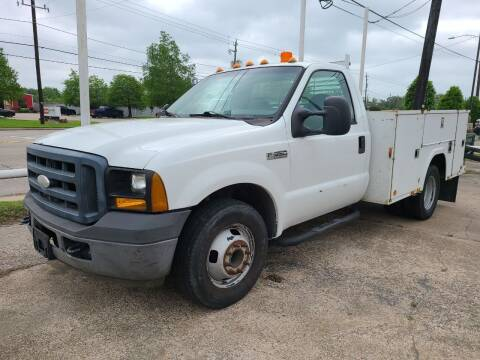 2007 Ford F-350 Super Duty for sale at OTWELL ENTERPRISES AUTO & TRUCK SALES in Pasadena TX