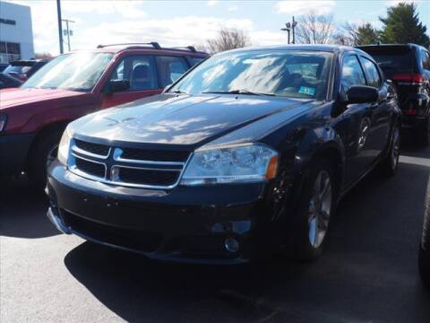 2011 Dodge Avenger for sale at Buhler and Bitter Chrysler Jeep in Hazlet NJ