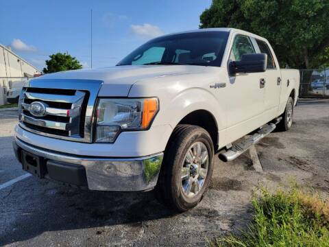 2009 Ford F-150 for sale at Keen Auto Mall in Pompano Beach FL