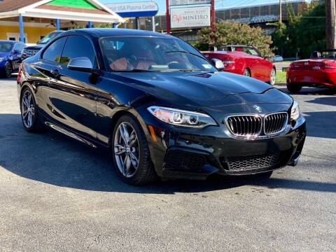 2016 BMW 2 Series for sale at RPM Motors in Nashville TN