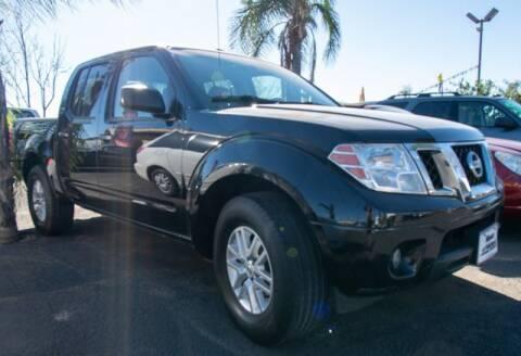 2015 Nissan Frontier for sale at GQC AUTO SALES in San Bernardino CA