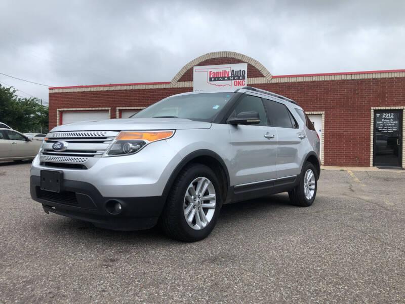 2012 Ford Explorer for sale at Family Auto Finance OKC LLC in Oklahoma City OK