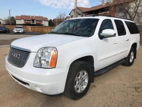 2008 GMC Yukon XL for sale at INVICTUS MOTOR COMPANY in West Valley City UT