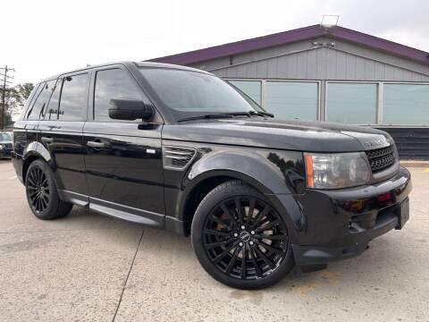 2010 Land Rover Range Rover Sport for sale at Colorado Motorcars in Denver CO