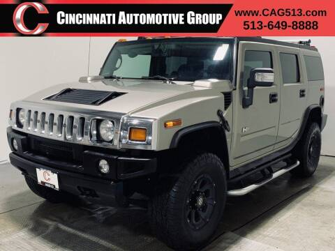2007 HUMMER H2 for sale at Cincinnati Automotive Group in Lebanon OH