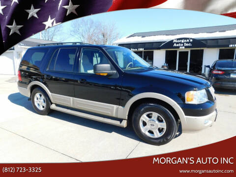 2005 Ford Expedition for sale at Morgan's Auto Inc in Paoli IN
