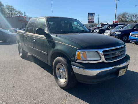 2003 Ford F-150 for sale at Diana Rico LLC in Dalton GA