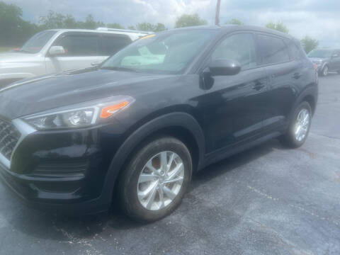 2019 Hyundai Tucson for sale at EAGLE ONE AUTO SALES in Leesburg OH