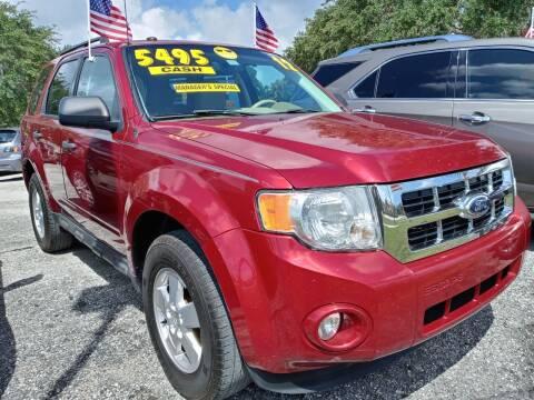 2012 Ford Escape for sale at AFFORDABLE AUTO SALES OF STUART in Stuart FL