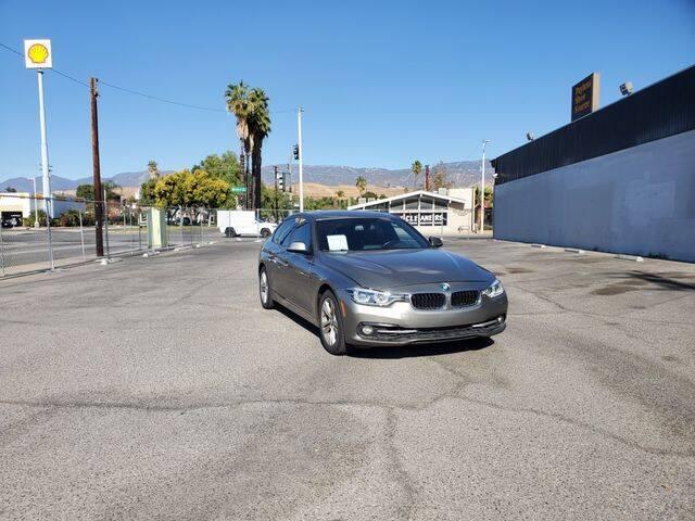 2016 BMW 3 Series for sale at Silver Star Auto in San Bernardino CA