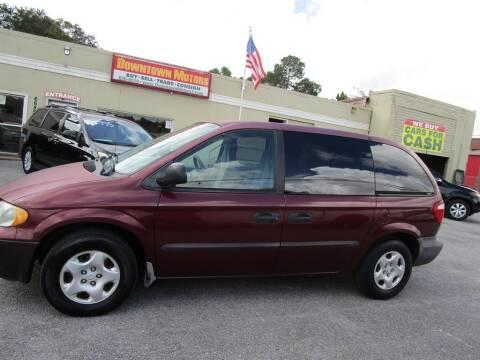 2002 Dodge Caravan for sale at DERIK HARE in Milton FL