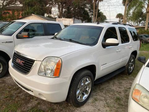 2013 GMC Yukon for sale at Harbor Oaks Auto Sales in Port Orange FL