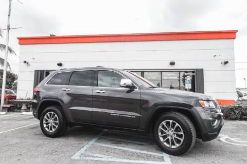 2016 Jeep Grand Cherokee for sale at Car Depot in Miramar FL