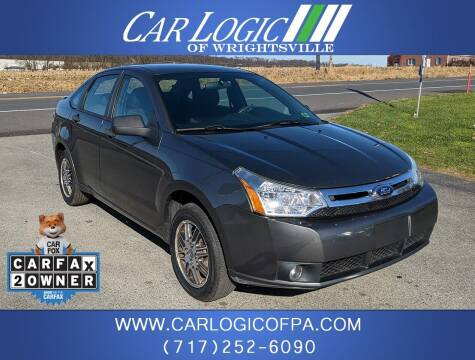 2010 Ford Focus for sale at Car Logic in Wrightsville PA