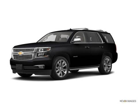 2016 Chevrolet Tahoe for sale at Meyer Motors in Plymouth WI