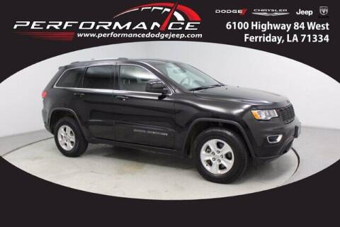 2017 Jeep Grand Cherokee for sale at Auto Group South - Performance Dodge Chrysler Jeep in Ferriday LA
