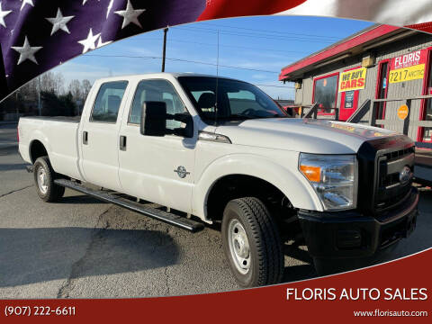 2014 Ford F-250 Super Duty for sale at FLORIS AUTO SALES in Anchorage AK