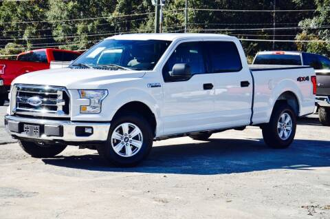 2015 Ford F-150 for sale at Marietta Auto Mall Center in Marietta GA