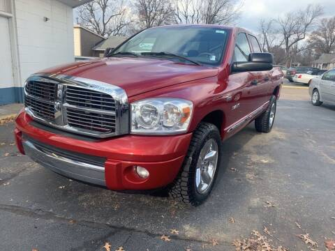 2008 Dodge Ram Pickup 1500 for sale at Superior Automotive Group in Owensboro KY