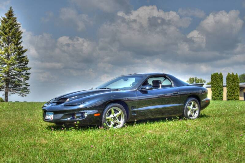 2000 Pontiac Firebird for sale at Hooked On Classics in Watertown MN