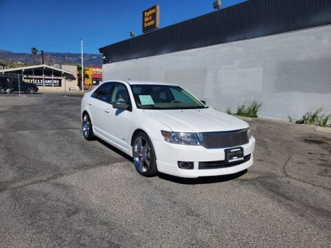 2007 Lincoln MKZ for sale at Silver Star Auto in San Bernardino CA