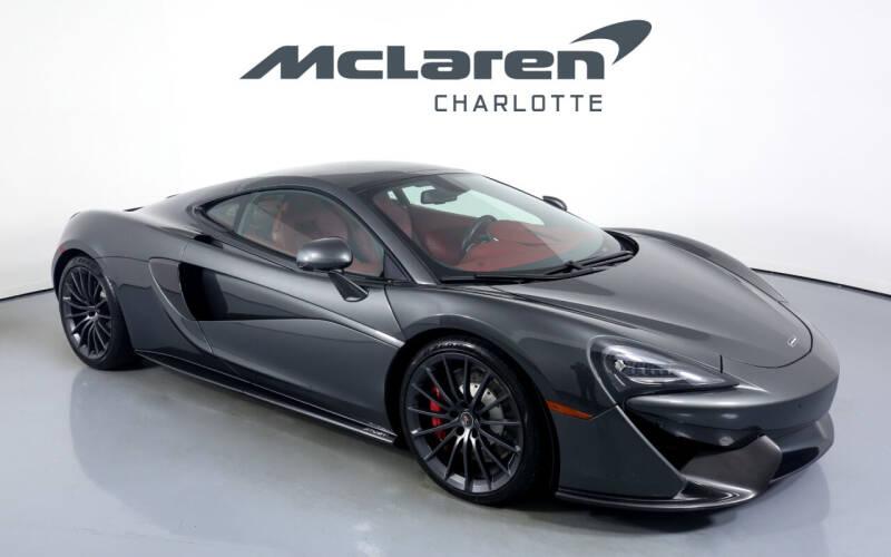 2017 McLaren 570GT for sale in Charlotte, NC