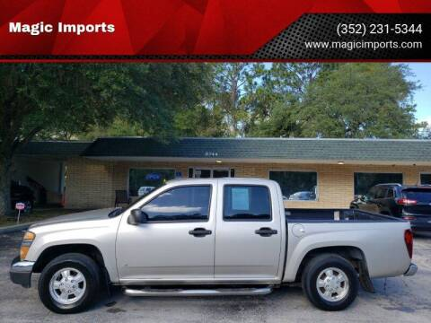 2007 Chevrolet Colorado for sale at Magic Imports in Melrose FL