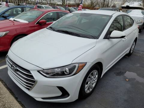 2018 Hyundai Elantra for sale at Shaddai Auto Sales in Whitehall OH