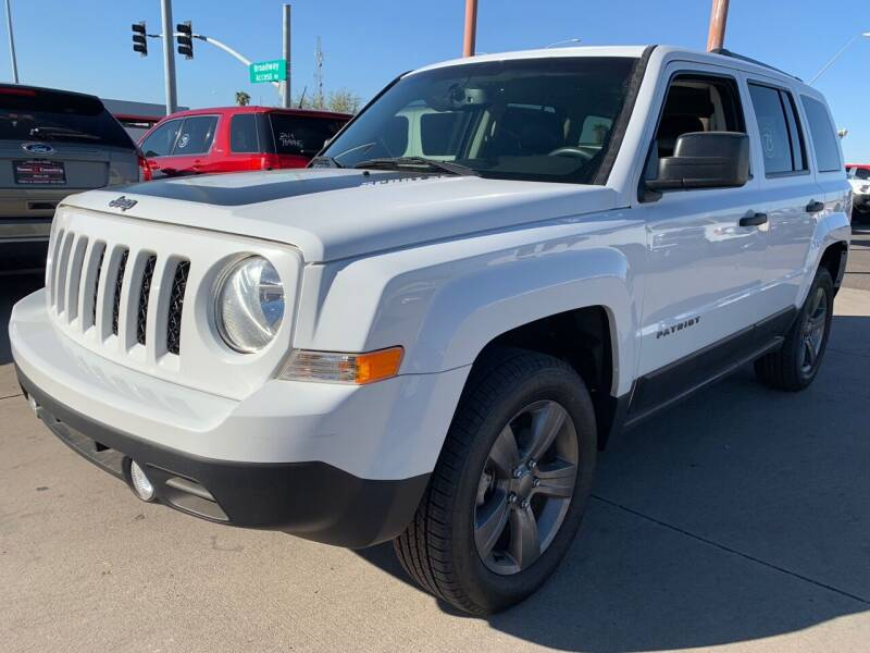 2016 Jeep Patriot for sale at Town and Country Motors in Mesa AZ