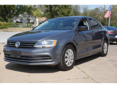 2016 Volkswagen Jetta for sale at Watson Auto Group in Fort Worth TX