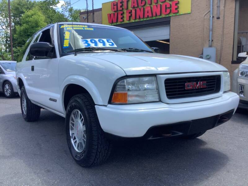 2000 GMC Jimmy for sale at Active Auto Sales Inc in Philadelphia PA