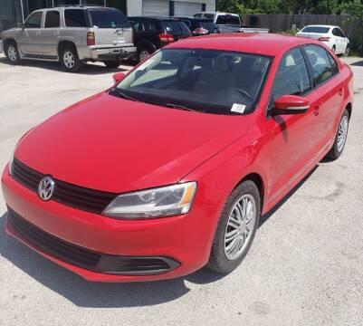 2012 Volkswagen Jetta for sale at Apex Auto SA in San Antonio TX