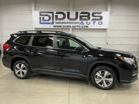 2019 Subaru Ascent for sale at DUBS AUTO LLC in Clearfield UT