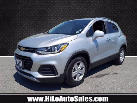 2018 Chevrolet Trax for sale at Hi-Lo Auto Sales in Frederick MD