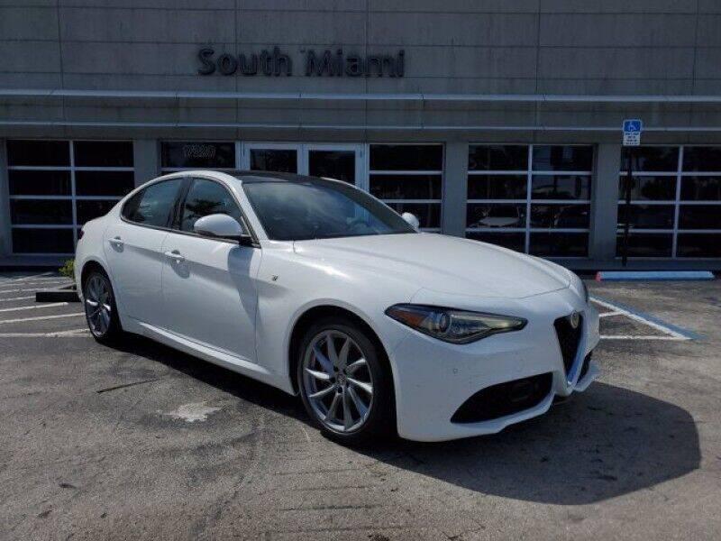2022 Alfa Romeo Giulia for sale in Miami, FL