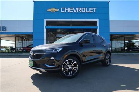 2021 Buick Encore GX for sale at Lipscomb Auto Center in Bowie TX