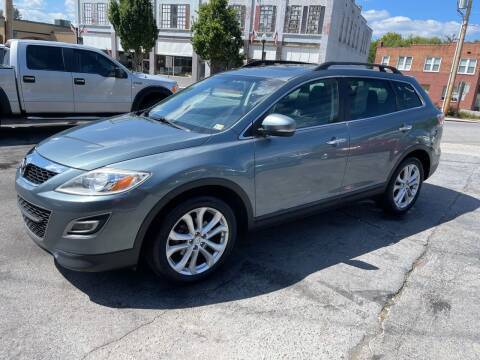 2012 Mazda CX-9 for sale at East Main Rides in Marion VA