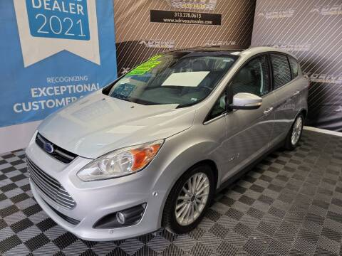 2013 Ford C-MAX Hybrid for sale at X Drive Auto Sales Inc. in Dearborn Heights MI