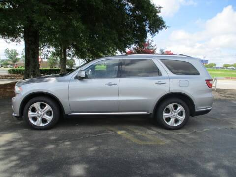 2014 Dodge Durango for sale at A & P Automotive in Montgomery AL