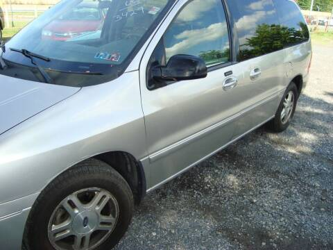 2006 Ford Freestar for sale at Branch Avenue Auto Auction in Clinton MD