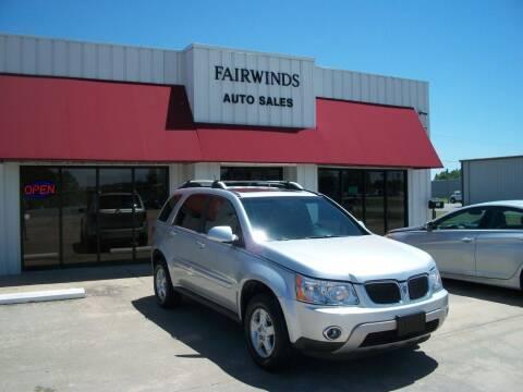 2009 Pontiac Torrent for sale at Fairwinds Auto Sales in Dewitt AR