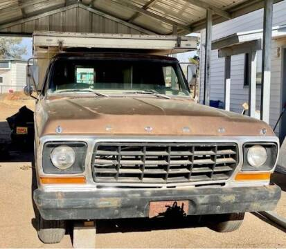 1978 Ford Bronco for sale at Classic Car Deals in Cadillac MI