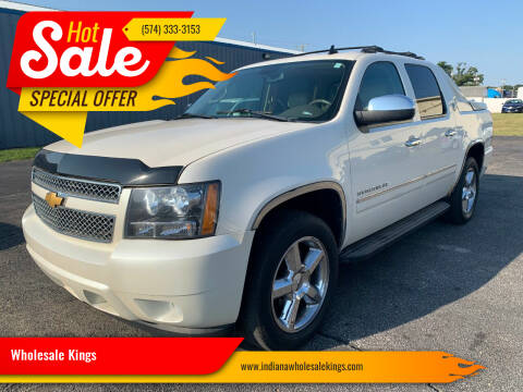 2013 Chevrolet Avalanche for sale at Wholesale Kings in Elkhart IN