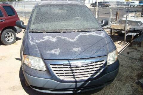 2002 Chrysler Voyager for sale at One Community Auto LLC in Albuquerque NM