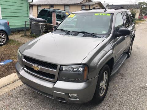 2006 Chevrolet TrailBlazer for sale at Castagna Auto Sales LLC in Saint Augustine FL