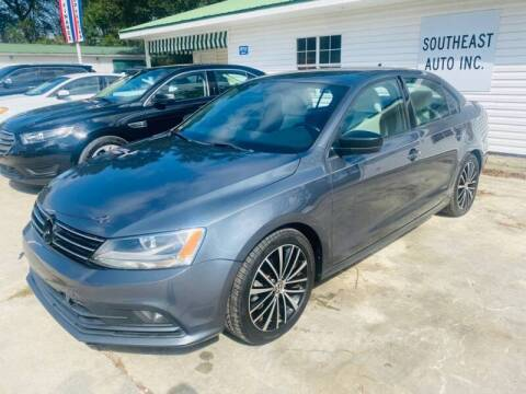 2016 Volkswagen Jetta for sale at Southeast Auto Inc in Albany LA