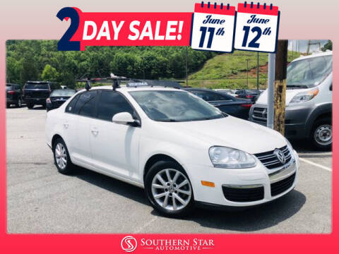 2010 Volkswagen Jetta for sale at Southern Star Automotive, Inc. in Duluth GA