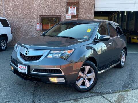 2010 Acura MDX for sale at JMAC IMPORT AND EXPORT STORAGE WAREHOUSE in Bloomfield NJ